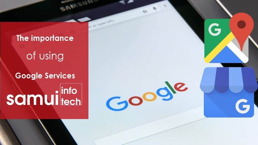 The Importance of using Google My Business