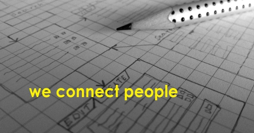 We Connect People