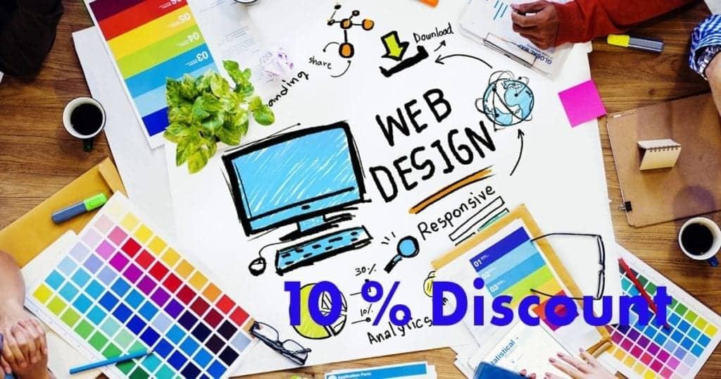 Web Design plus Hosting